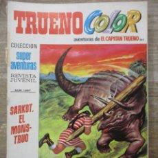 Tebeos: CAPITAN TRUENO - TRUENO COLOR - Nº 287 - SUPER AVENTURAS - BRUGUERA . Lote 178597526