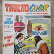 Tebeos: CAPITAN TRUENO - TRUENO COLOR - Nº 289 - SUPER AVENTURAS - BRUGUERA . Lote 178597583