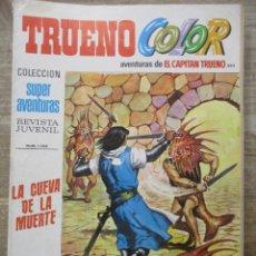 Tebeos: CAPITAN TRUENO - TRUENO COLOR - Nº 293 - SUPER AVENTURAS - BRUGUERA . Lote 178597895
