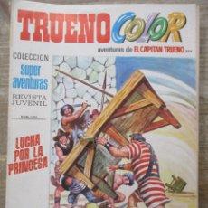 Tebeos: CAPITAN TRUENO - TRUENO COLOR - Nº 294 - SUPER AVENTURAS - BRUGUERA . Lote 178598040