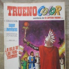 Tebeos: CAPITAN TRUENO - TRUENO COLOR - Nº 295 - SUPER AVENTURAS - BRUGUERA . Lote 178598076