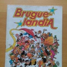 Tebeos: BRUGUELANDIA Nº 2 BRUGUERA 1981 COMIC STORY DEDICADO A VAZQUEZ. Lote 178598112