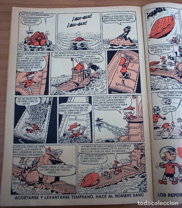 Tebeos: TELE COLOR - Nº 233 - AÑO 1967 - MUY BUEN ESTADO - Foto 8 - 178598208