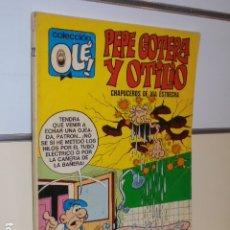 Tebeos: COLECCION OLE Nº 22 PEPE GOTERA Y OTILIO CHAPUCEROS DE VIA ESTRECHA - 1ª EDICION 1971 BRUGUERA . Lote 178614781