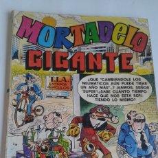 Tebeos: MORTADELO GIGANTE. COMIC. Lote 178651650