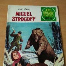 Tebeos: Nº 1 MIGUEL STROGOFF. Lote 178671978