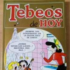 Tebeos: TEBEOS DE HOY DE EDITORIAL BRUGUERA AÑOS 80. Lote 178672545