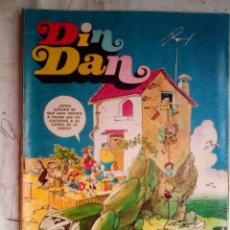 Tebeos: DIN DAN - EXTRA DE VERANO-1974-AQUILES TALÓN-DOÑA TECLA-ANGUSTIO-CINE LOCURAS-BUENO-DIFÍCIL-2107. Lote 178713770
