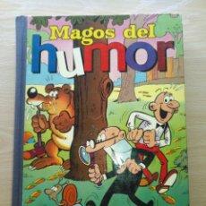 Tebeos: MAGOS DEL HUMOR VOLUMEN XIX (19). BRUGUERA, 1ª EDICIÓN, 1974. MUY RARO!!. Lote 178733872