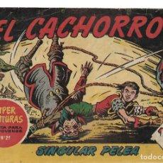 Tebeos: EL CACHORRO NUM 165 - ORIGINAL. Lote 178810058