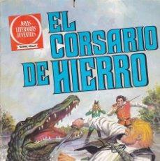 Tebeos: COMIC COLECCION EL CORSARIO DE HIERRO Nº 57. Lote 178840402