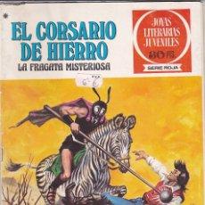 Tebeos: COMIC COLECCION EL CORSARIO DE HIERRO Nº 52. Lote 178842077