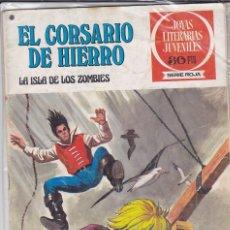 Tebeos: COMIC COLECCION EL CORSARIO DE HIERRO Nº 35. Lote 178842156