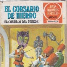 Tebeos: COMIC COLECCION EL CORSARIO DE HIERRO Nº 22. Lote 178842468
