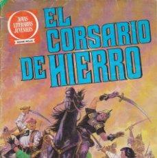 Tebeos: COMIC COLECCION EL CORSARIO DE HIERRO Nº 55. Lote 178842902