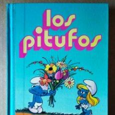 Tebeos: 'SÚPER HUMOR' LOS PITUFOS, VOLUMEN 1 (BRUGUERA, 1982). POR PEYO.. Lote 178874670