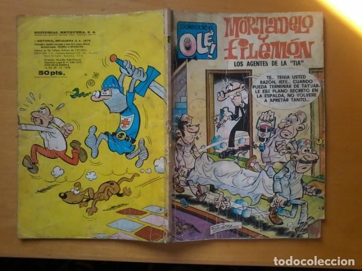 OLE 124 1 EDICION 1976 NUM. LOMO (Tebeos y Comics - Bruguera - Ole)
