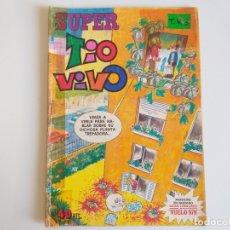 Tebeos: SUPER TIO VIVO. NUMERO EXTRA. Nº 77. AÑO 1979. BRUGUERA. 2ª EPOCA.. Lote 179010382