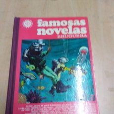 Tebeos: FAMOSAS NOVELAS EDITORIAL BRUGUERA VOLUMEN I AÑO 1979. Lote 179013612