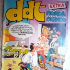 Tebeos: DDT EXTRA HUMOR BLANCO -Nº 48 EXTRAS- PLURILÓPEZ-JESÚS DURÁN-JOSEP NEBOT-BUENO-DIFÍCIL-1984-2136. Lote 179036246
