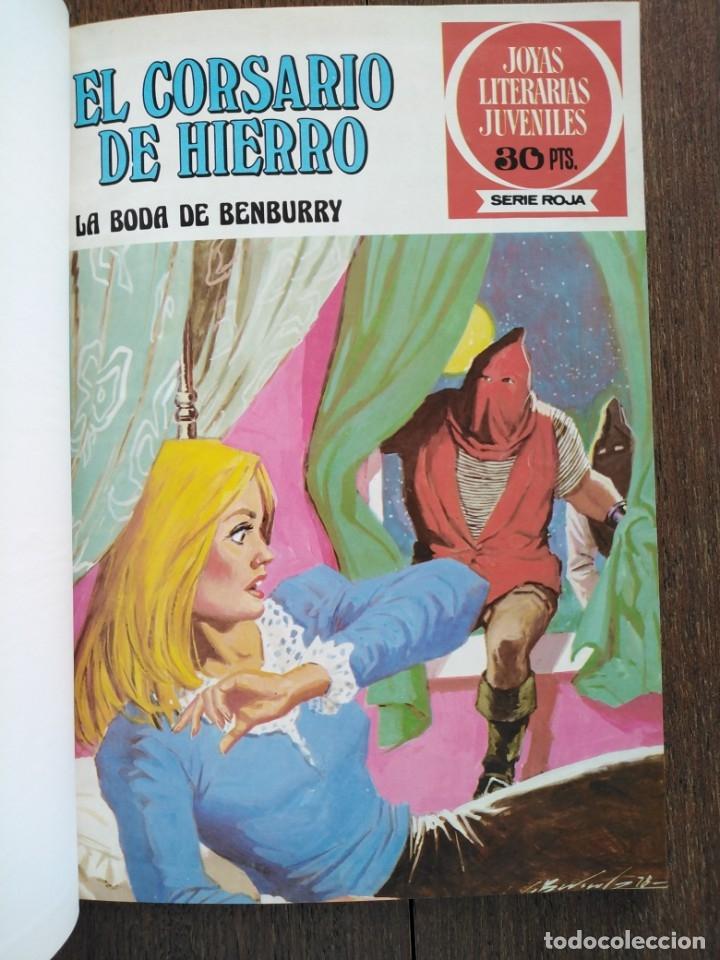 TOMO EL CORSARIO DE HIERRO DEL 41 AL 50 (Tebeos y Comics - Bruguera - Corsario de Hierro)