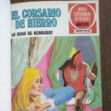 Tebeos: TOMO EL CORSARIO DE HIERRO DEL 41 AL 50. Lote 179068673