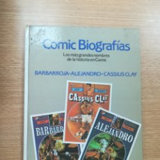Tebeos: COMIC BIOGRAFIAS #3. Lote 179106067