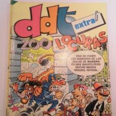 Tebeos: DDT EXTRA - 69 LOCURAS - EDIT BRUGUERA - 1984. Lote 179126702