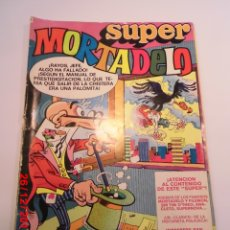 Tebeos: SUPER MORTADELO - 36 - EDIT BRUGUERA - 1975. Lote 179126716