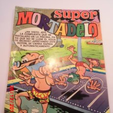 Tebeos: SUPER MORTADELO - 43 - EDIT BRUGUERA - 1975. Lote 179126718
