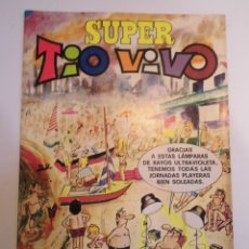 Tebeos: SUPER TIO VIVO - 81 - EDIT BRUGUERA - 1979. Lote 179126722
