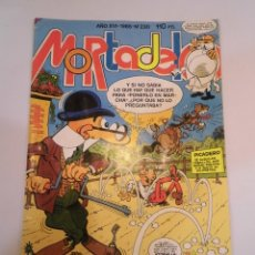 Tebeos: SUPER MORTADELO - 230 - EDIT BRUGUERA - 1985. Lote 179126740