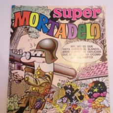 Tebeos: SUPER MORTADELO - 60 - EDIT BRUGUERA - 1977. Lote 179126742