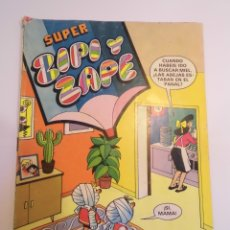 Tebeos: SUPER ZIPI Y ZAPE - 123 - EDIT BRUGUERA - 1982. Lote 179126745