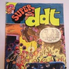 Tebeos: SUPER DDT - 94 - BRUGUERA - 1981. Lote 179126752
