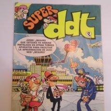 Tebeos: SUPER DDT - 126 - BRUGUERA - 1983. Lote 179126757