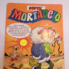 Tebeos: SUPER MORTADELO - 136 - EDIT BRUGUERA - 1983. Lote 179126761