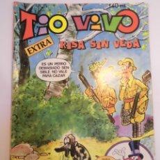 Tebeos: TIO VIVO EXTRA - 82 - BRUGUERA - 1985. Lote 179126763