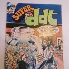 Tebeos: SUPER DDT - 47 - BRUGUERA - 1977. Lote 179126766