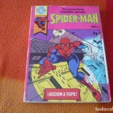 Tebeos: SPIDERMAN 1 POCKET DE ASES BRUGUERA EL SORPRENDENTE HOMBRE ARAÑA. Lote 179137996