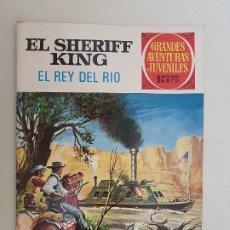 Tebeos: EL SHERIFF KING. Nº 51. BRUGUERA.. Lote 179187861