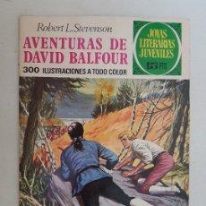 Tebeos: JOYAS LITERARIAS. Nº 82. 1ª EDICION. BRUGUERA.. Lote 179195610