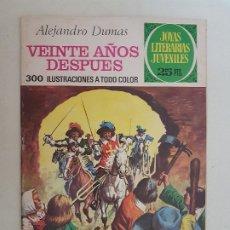 Tebeos: JOYAS LITERARIAS. Nº 97. 2ª EDICION. BRUGUERA.. Lote 179195801