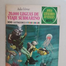 Tebeos: JOYAS LITERARIAS. Nº 4. 15 PST. BRUGUERA.. Lote 179196280