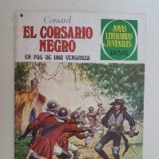 Tebeos: JOYAS LITERARIAS. Nº 184. 1ª EDICION. BRUGUERA.. Lote 179196628