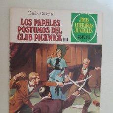Tebeos: JOYAS LITERARIAS. Nº 200. 1ª EDICION. BRUGUERA.. Lote 179196835