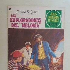 Tebeos: JOYAS LITERARIAS. Nº 190. 1ª EDICION. BRUGUERA.. Lote 179197022
