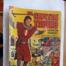 Tebeos: CAPITAN TRUENO GIGANTE Nº 2 ORIGINAL BRUGUERA. Lote 179221757