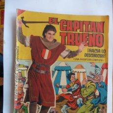 Tebeos: CAPITAN TRUENO GIGANTE Nº 3 ORIGINAL BRUGUERA. Lote 179221890