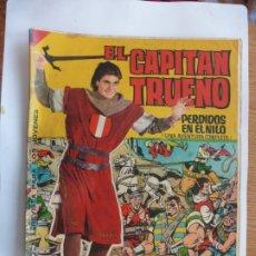 Tebeos: CAPITAN TRUENO GIGANTE Nº 5 ORIGINAL BRUGUERA. Lote 179222152